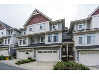 Photo 2: 4 7198 179 Street in Surrey: Cloverdale BC Townhouse for sale (Cloverdale)  : MLS®# R2220452
