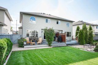 Photo 36: 124 CASTLE Drive in Edmonton: Zone 27 House Half Duplex for sale : MLS®# E4260271