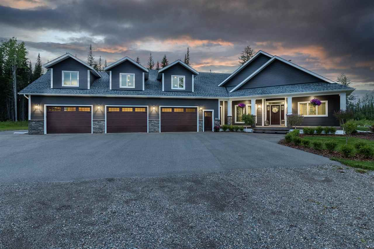 Main Photo: 3210 CHRISTOPHER Drive in Prince George: Hobby Ranches House for sale (PG Rural North (Zone 76))  : MLS®# R2591636