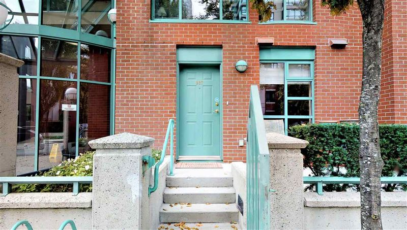 FEATURED LISTING: TH 937 HOMER Street Vancouver