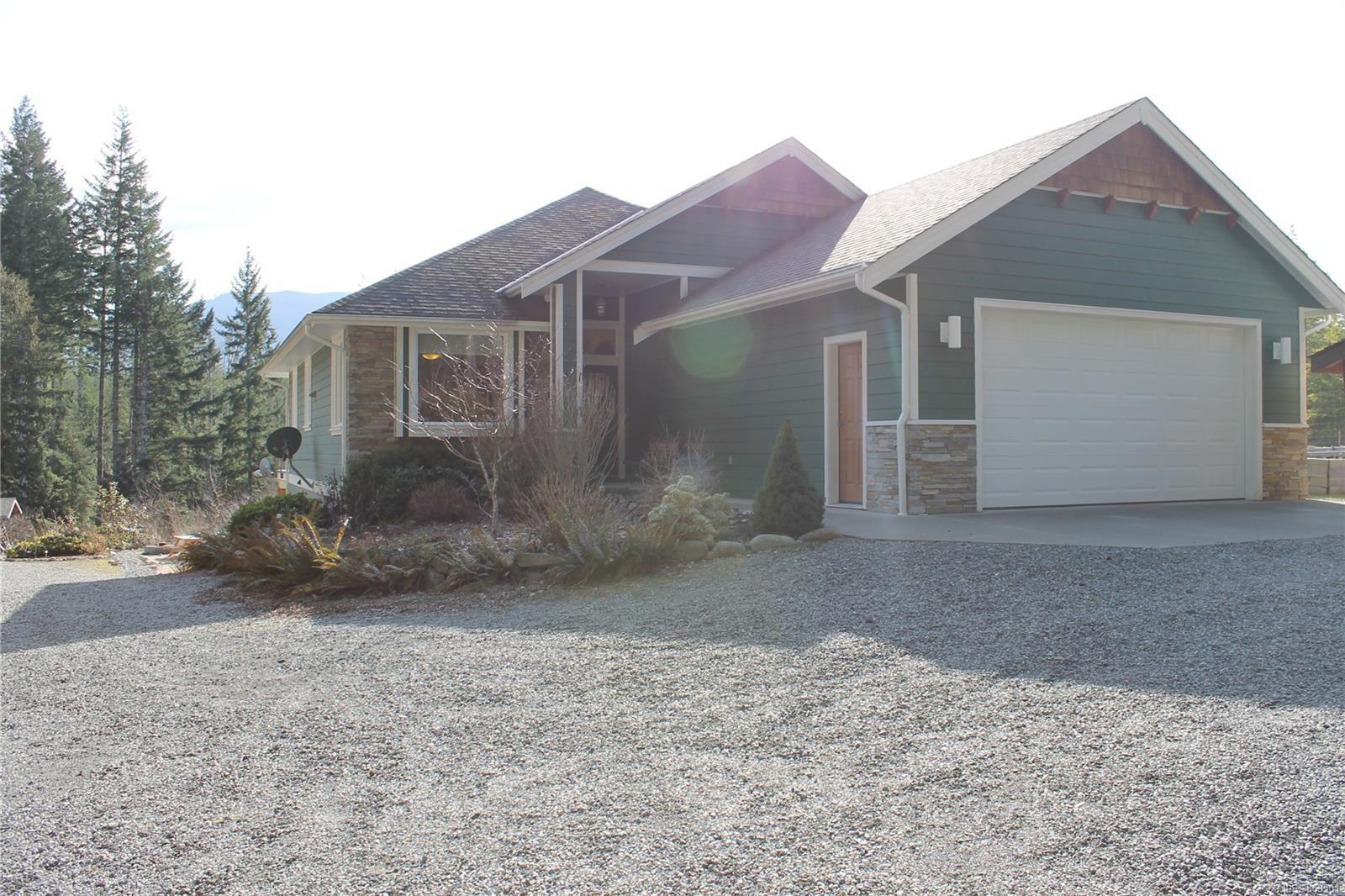 Main Photo: 5160 Cowichan Lake Rd in : Du West Duncan House for sale (Duncan)  : MLS®# 869501