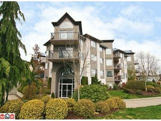 Photo 1: 203 32725 GEORGE FERGUSON Way in Abbotsford: Abbotsford West Home for sale ()  : MLS®# F1119657