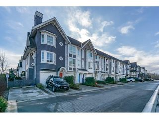 """Photo 1: 71 8438 207A Street in Langley: Willoughby Heights Townhouse for sale in """"York by Mosaic"""" : MLS®# R2244503"""