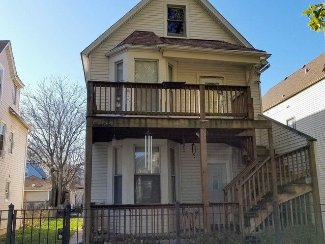 Main Photo: 3126 St Louis Avenue in Chicago: CHI - Avondale Multi Family (2-4 Units) for sale ()  : MLS®# MRD10569690