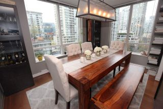 """Photo 2: 1106 1055 HOMER Street in Vancouver: Yaletown Condo for sale in """"DOMUS"""" (Vancouver West)  : MLS®# R2518319"""
