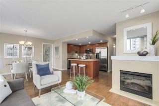 "Photo 3: 406 4400 BUCHANAN Street in Burnaby: Brentwood Park Condo for sale in ""MOTIF"" (Burnaby North)  : MLS®# R2219901"