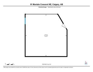 Photo 25: 91 Mardale Crescent NE in Calgary: Marlborough Detached for sale : MLS®# A1107782