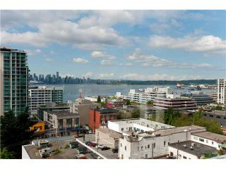 Photo 8: # 1004 130 E 2ND ST in North Vancouver: Lower Lonsdale Condo for sale : MLS®# V1012101