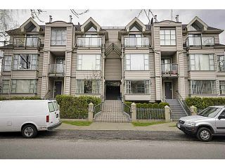 Photo 1: 3163 LAUREL Street in Vancouver: Fairview VW Townhouse for sale (Vancouver West)  : MLS®# V1127943