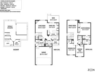 Photo 50: 94 Royal Elm Way NW in Calgary: Royal Oak Detached for sale : MLS®# A1107041