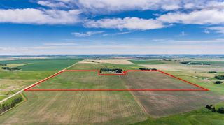 Photo 6: 150.88+/- Acres West of Airdrie in Rural Rocky View County: Rural Rocky View MD Land for sale : MLS®# A1065299