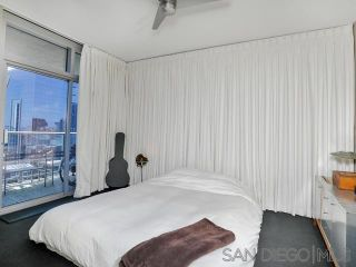 Photo 12: DOWNTOWN Condo for sale : 1 bedrooms : 800 The Mark Ln #1508 in San Diego