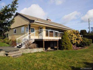 Photo 1: 187 CARTHEW STREET in COMOX: Z2 Comox (Town of) House for sale (Zone 2 - Comox Valley)  : MLS®# 598287