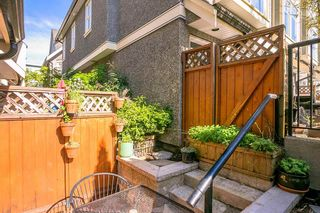 """Photo 18: 1630 E GEORGIA Street in Vancouver: Hastings Townhouse for sale in """"WOODSHIRE"""" (Vancouver East)  : MLS®# R2273211"""