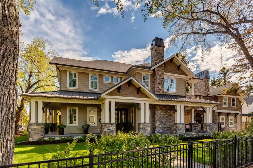Main Photo: 507 Rideau Road SW in Calgary: Rideau Park Detached for sale : MLS®# A1112391