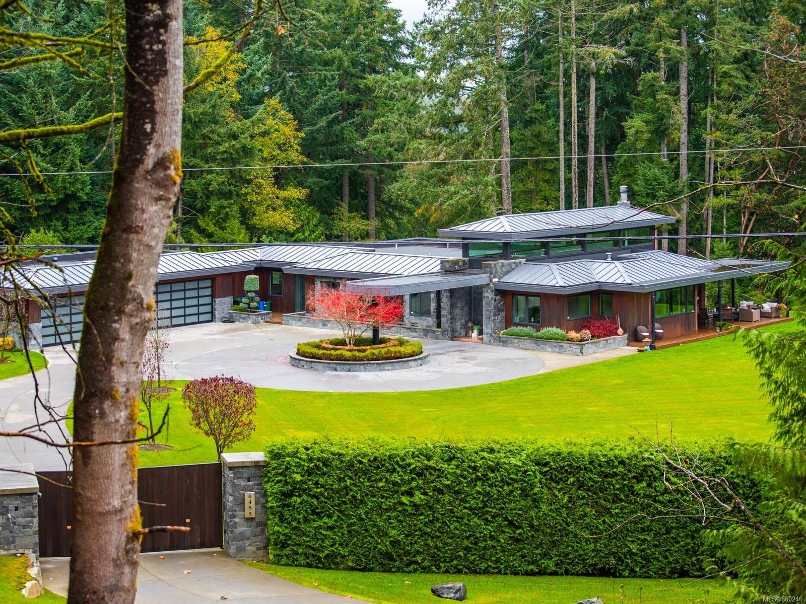 Main Photo: 6455 Phantom Rd in : Na Upper Lantzville House for sale (Nanaimo)  : MLS®# 860246