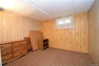 Photo 13: 473 Roberta Avenue in Winnipeg: East Kildonan Residential for sale (3D)  : MLS®# 1720937