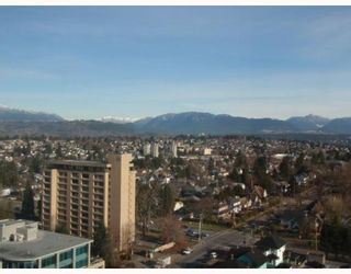 Photo 2: # 1808 615 BELMONT ST in New Westminster: Condo for sale : MLS®# V752808