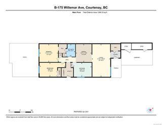 Photo 38: B 175 Willemar Ave in : CV Courtenay City Half Duplex for sale (Comox Valley)  : MLS®# 874398
