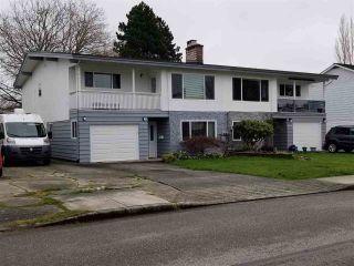 "Photo 1: 10640 ROSEBROOK Road in Richmond: South Arm 1/2 Duplex for sale in ""Montrose Estates"" : MLS®# R2566819"