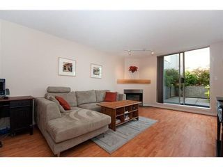 Photo 2: 330 1979 YEW Street in Capers Building: Kitsilano Home for sale ()  : MLS®# V850213