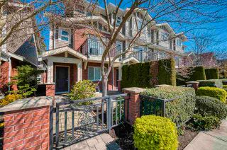"""Photo 1: 11 8391 WILLIAMS Road in Richmond: Saunders Townhouse for sale in """"Southarm Gardens"""" : MLS®# R2568784"""