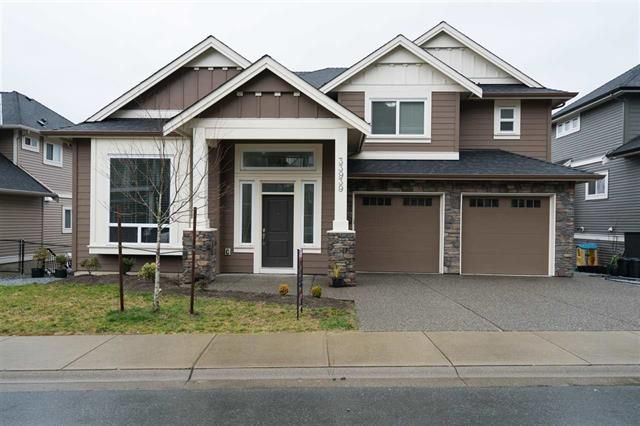 Main Photo: 33939 McPhee Place in Mission: Mission BC House for sale : MLS®# R2427438