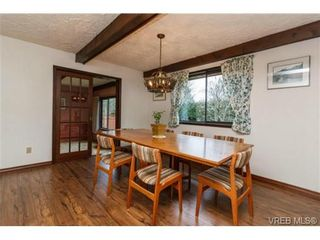 Photo 7: 1055 Damelart Way in BRENTWOOD BAY: CS Brentwood Bay House for sale (Central Saanich)  : MLS®# 697420