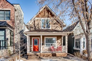 Main Photo: 1714 14 Avenue SW in Calgary: Sunalta Detached for sale : MLS®# A1077359