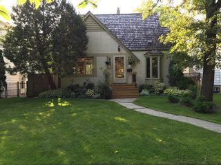 Photo 1: 433 Cambridge Street in Winnipeg: River Heights Residential for sale (1C)  : MLS®# 202109389
