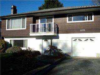 """Photo 1: 2275 WARRENTON Avenue in Coquitlam: Central Coquitlam House for sale in """"N"""" : MLS®# V983407"""