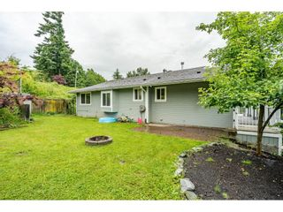 """Photo 38: 7731 DUNSMUIR Street in Mission: Mission BC House for sale in """"Heritage Park Area"""" : MLS®# R2597438"""