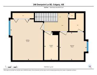 Photo 31: 246 Deerpoint Lane SE in Calgary: Deer Ridge Row/Townhouse for sale : MLS®# A1142956