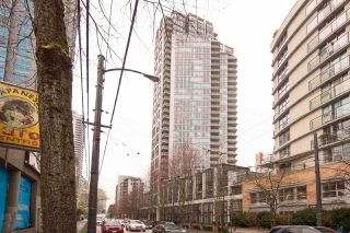 Main Photo: 606 1255 SEYMOUR Street in Vancouver: Downtown VW Condo for sale (Vancouver West)  : MLS®# R2564566