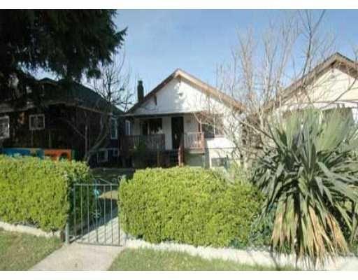 Photo 1: Photos: 935 E 13TH AV in : Mount Pleasant VE House for sale : MLS®# V525794