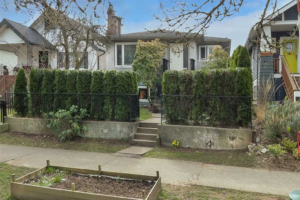 Main Photo: 756 E 23RD Avenue in Vancouver: Fraser VE House for sale (Vancouver East)  : MLS®# R2550680