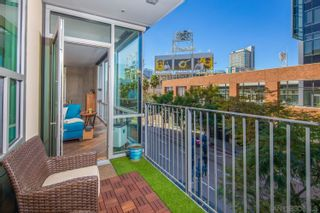 Photo 1: DOWNTOWN Condo for sale : 2 bedrooms : 321 10th Avenue #308 in San Diego