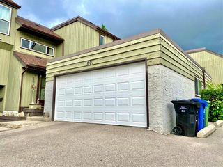 Main Photo: 601 5660 23 Avenue NE in Calgary: Pineridge Row/Townhouse for sale : MLS®# A1056786