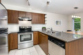 """Photo 2: 206 4728 BRENTWOOD Drive in Burnaby: Brentwood Park Condo for sale in """"The Varley at Brentwood Gates"""" (Burnaby North)  : MLS®# R2515168"""