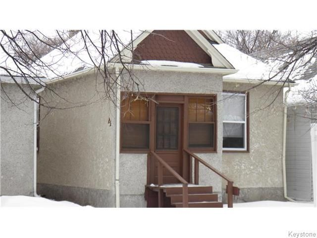 FEATURED LISTING: 480 Brandon Avenue WINNIPEG