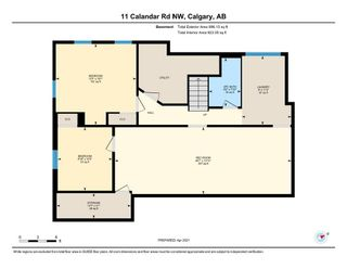 Photo 36: 11 Calandar Road NW in Calgary: Collingwood Detached for sale : MLS®# A1091060