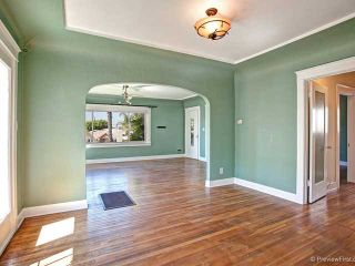 Photo 6: UNIVERSITY HEIGHTS House for sale : 3 bedrooms : 4245 Maryland Street in San Diego