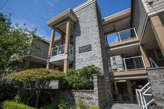 "Photo 2: 303 953 W 8TH Avenue in Vancouver: Fairview VW Condo for sale in ""South Port"" (Vancouver West)  : MLS®# R2502083"