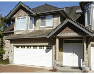 Photo 1: 6 7600 BLUNDELL RD in Richmond: 51 Broadmoor Condo for sale : MLS®# V589672