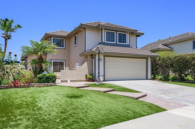 Main Photo: House for sale : 4 bedrooms : 1949 Rue Michelle in Chula Vista