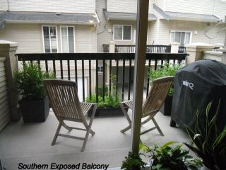 """Photo 5: # 24 5839 PANORAMA DR in Surrey: Sullivan Station Townhouse for sale in """"FOREST GATE"""" : MLS®# F1308334"""