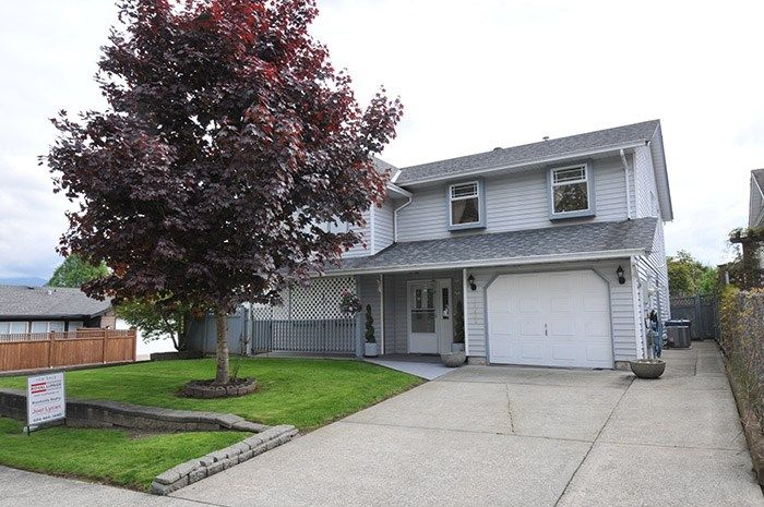 """Main Photo: 12436 GREENWELL Street in Maple Ridge: East Central House for sale in """"DEER FIELD PARK"""" : MLS®# R2168069"""