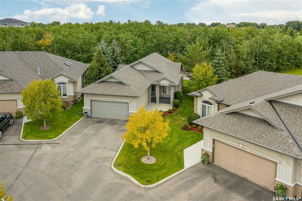 Main Photo: 6 301 Cartwright Terrace in Saskatoon: The Willows Residential for sale : MLS®# SK841398
