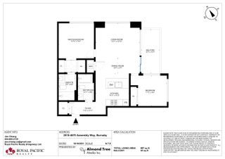"""Photo 27: 2510 4670 ASSEMBLY Way in Burnaby: Metrotown Condo for sale in """"STATION SQUARE"""" (Burnaby South)  : MLS®# R2625732"""
