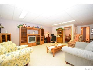 Photo 15: 12 Courland Bay in Winnipeg: West Kildonan / Garden City Residential for sale (North West Winnipeg)  : MLS®# 1616828